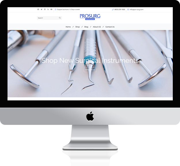 Pro Surgical Instruments